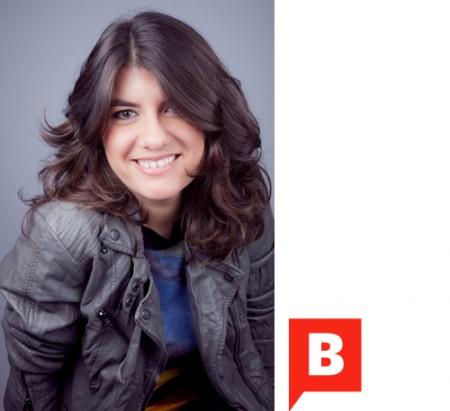 Anna Pérez | Presentadora BTV _ © esmya-estudio 2011