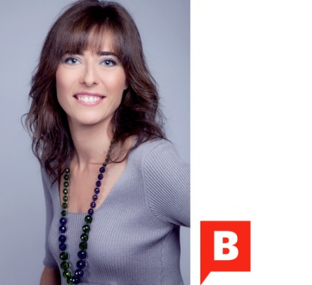 Emma Quadrada | Presentadora BTV _ © esmya-estudio 2011