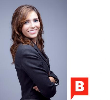 Sandra Mestres | Presentadora BTV _ © esmya-estudio 2011