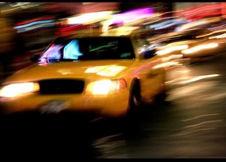 Taxi | New York  _ © esmya-estudio 2008