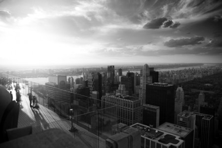 Vista ciudad | New York  _ © esmya-estudio 2009