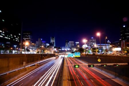 Autopista | Montreal, CANADA  _ © esmya-estudio 2009