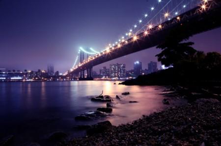 Manhattan Bridge | New York  _ © esmya-estudio 2009