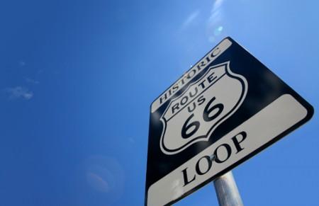 Route 66 | Williams, Arizona  _ © esmya-estudio 2008
