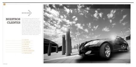 Interior catálogo de presentación | © 2011 esmya-estudio