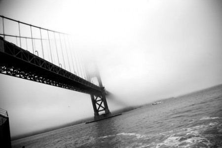 Golden Gate | San Francisco  _ © esmya-estudio 2008
