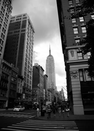 Empire State | New York  _ © esmya-estudio 2008