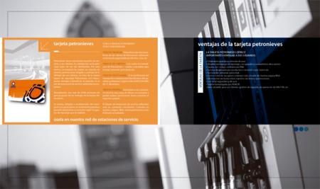 Interior catálogo presentación | PETRONIEVES