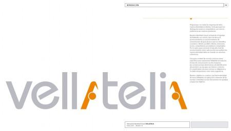 Nuevo logotipo | VELLATELIA